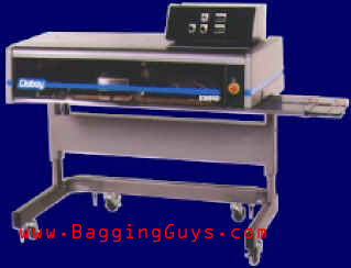 Doboy HA-800 Hot Air Bag Sealer