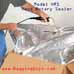 "HRS- Hand Rotary Sealer - Sealing MIL-PRF-131 Foil Barrier Film with 1"" Wide Seal"